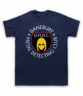 Detectorists Danebury Metal Detecting Club T-Shirt