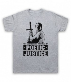 Raw Deal Poetic Justice T-Shirt