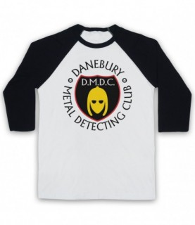 Detectorists Danebury Metal Detecting Club Baseball Tee