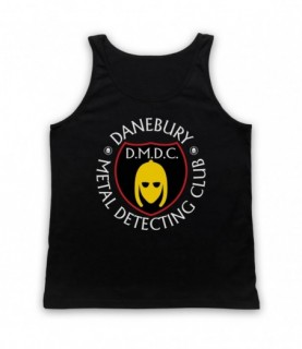 Detectorists Danebury Metal Detecting Club Tank Top Vest