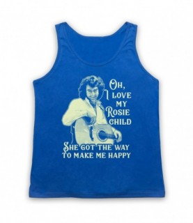 Neil Diamond Cracklin' Rosie Tank Top Vest
