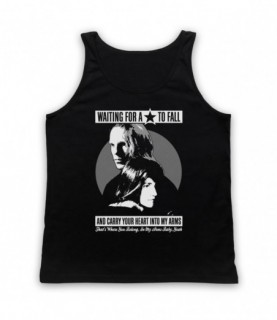 Boy Meets Girl Waiting For A Star To Fall Tank Top Vest