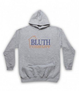 Arrested Development Bluth Company Logo Hoodie Sweatshirt Hoodies & Sweatshirts
