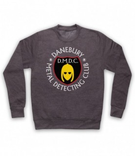 Detectorists Danebury Metal Detecting Club Hoodie Sweatshirt Hoodies & Sweatshirts