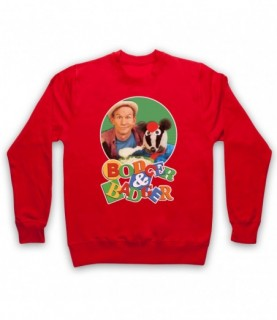 Bodger & Badger Kids TV Show Hoodie Sweatshirt Hoodies & Sweatshirts