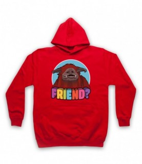 Labyrinth Ludo Friend Hoodie Sweatshirt Hoodies & Sweatshirts