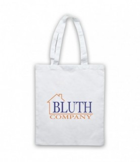 Arrested Development Bluth Company Logo Tote Bag