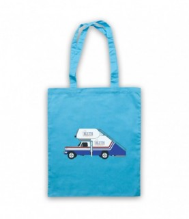 Arrested Development Bluth Company Stair Car Tote Bag