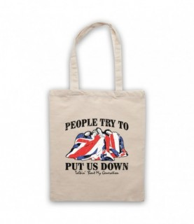 The Who My Generation Tote Bag