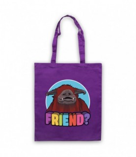 Labyrinth Ludo Friend Tote Bag