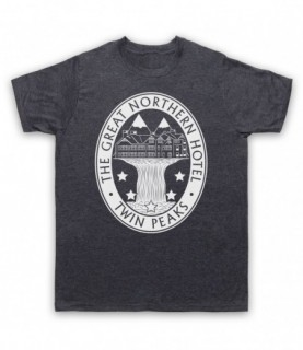 Twin Peaks The Great Northern Hotel T-Shirt