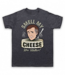Alan Partridge Smell My Cheese You Mother T-Shirt