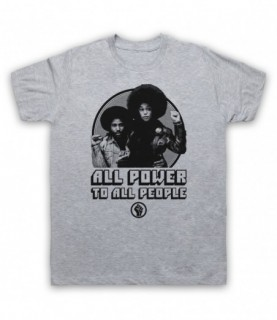 BlacKkKlansman All Power To All People T-Shirt