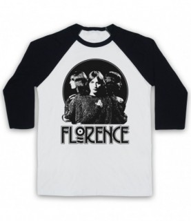 Florence & The Machine Florence Welch Tribute Baseball Tee