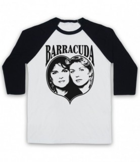 Heart Barracuda Baseball Tee