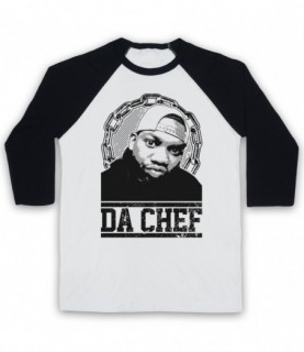 Wu-Tang Clan Da Chef Raekwon Tribute Baseball Tee