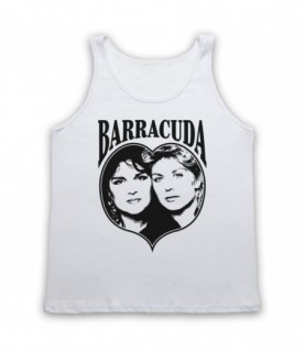 Heart Barracuda Tank Top Vest