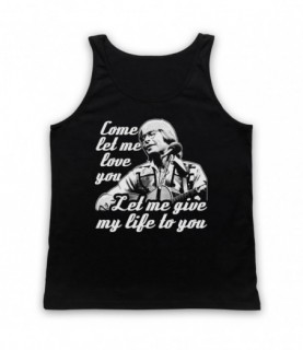 John Denver Annie's Song You Fill Up My Senses Tank Top Vest