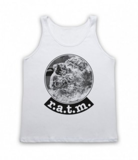 Rage Against The Machine RATM Monk Self Immolating Tank Top Vest
