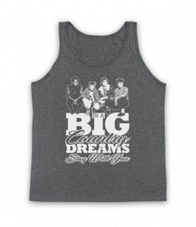 Big Country In A Big Country Tank Top Vest