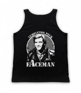 A-Team Templeton Peck Faceman Tank Top Vest