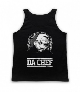 Wu-Tang Clan Da Chef Raekwon Tribute Tank Top Vest