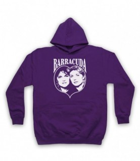 Heart Barracuda Hoodie Sweatshirt Hoodies & Sweatshirts