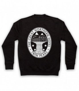 Twin Peaks The Great Northern Hotel Hoodie Sweatshirt Hoodies & Sweatshirts