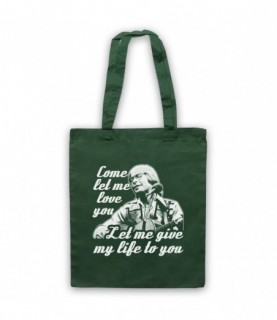 John Denver Annie's Song You Fill Up My Senses Tote Bag
