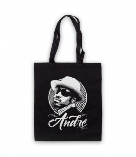 Outkast Andre 3000 Tribute Tote Bag