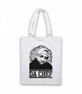 Wu-Tang Clan Da Chef Raekwon Tribute Tote Bag