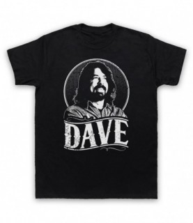 Foo Fighters Dave Grohl Tribute T-Shirt
