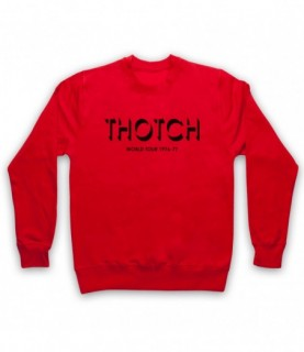 Brian Pern Thotch World Tour 1976-77 Hoodie Sweatshirt Hoodies & Sweatshirts