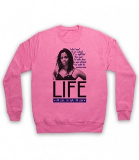 Des'ree Life Lyrics Don't Want To See A Ghost Sight I Fear Most Hoodie Sweatshirt Hoodies & Sweatshirts