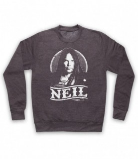 Neil Young Tribute Hoodie...