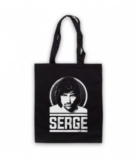 Kasabian Serge Sergio Pizzorno Tribute Tote Bag