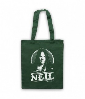 Neil Young Tribute Tote Bag