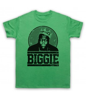 Notorious BIG Biggie Tribute T-Shirt