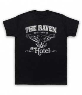 Altered Carbon The Raven Hotel T-Shirt