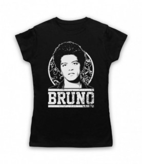 Bruno Mars Tribute T-Shirt