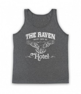 Altered Carbon The Raven Hotel Tank Top Vest