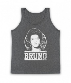 Bruno Mars Tribute Tank Top Vest