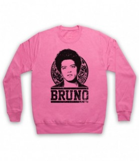 Bruno Mars Tribute Hoodie Sweatshirt Hoodies & Sweatshirts