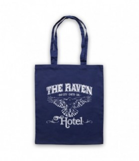 Altered Carbon The Raven Hotel Tote Bag
