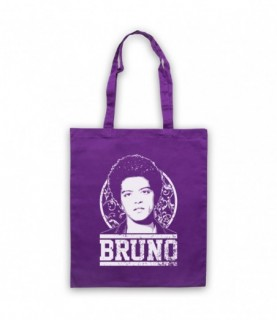 Bruno Mars Tribute Tote Bag