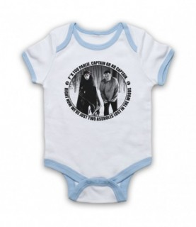 Sopranos Christopher Paulie Lost In The Woods Famous Scene Baby Grow Bib