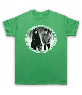 Sopranos Christopher Paulie Lost In The Woods Famous Scene T-Shirt