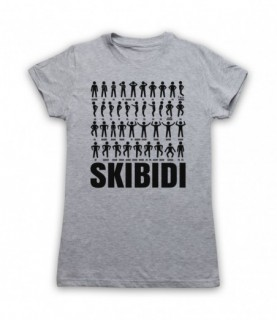 Little Big Skibidi Dance Routine Challenge Moves T-Shirt