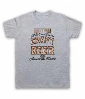 Purveyors Of The Finest Quality Craft Beer From Around The World T-Shirt
