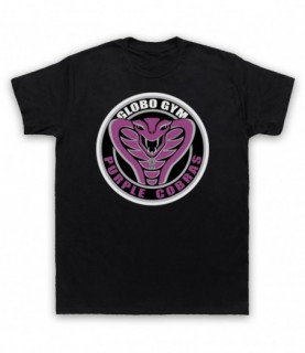 Dodgeball Globo Gym Purple Cobras T-Shirt